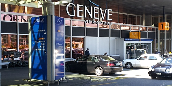 AEROPORT DE GENEVE COINTRIN